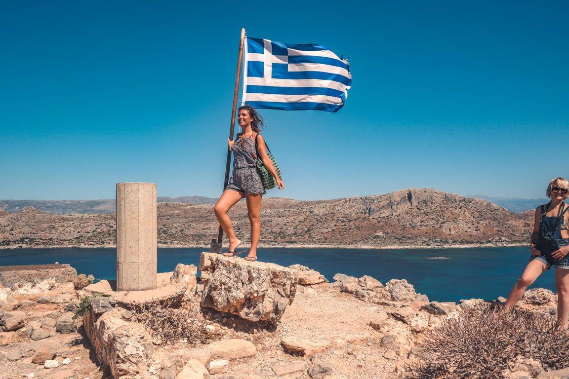 Dove andare in vacanza da sola, Grecia