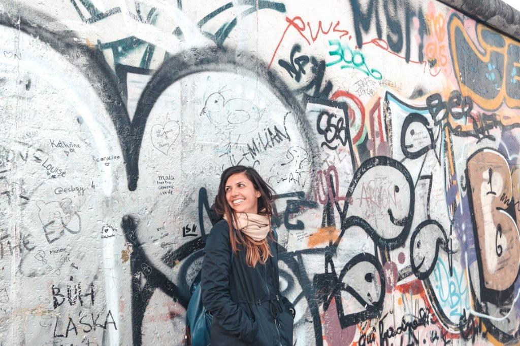 primo viaggio da sola, Berlino