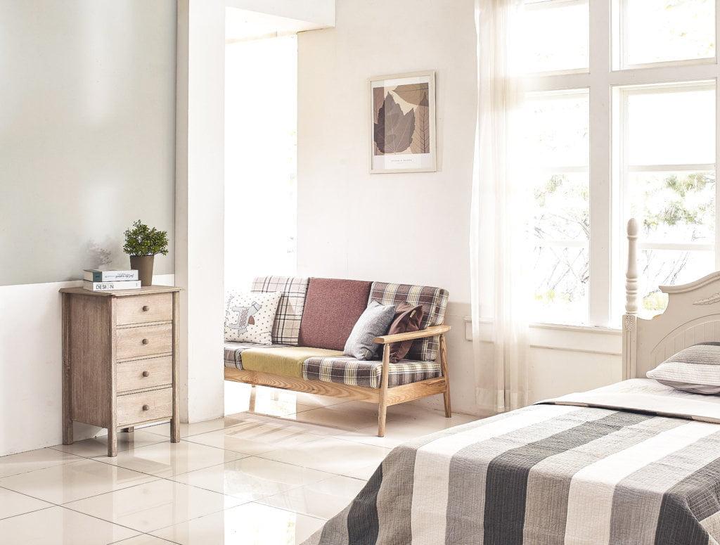 come funziona il couchsurfing, stanza