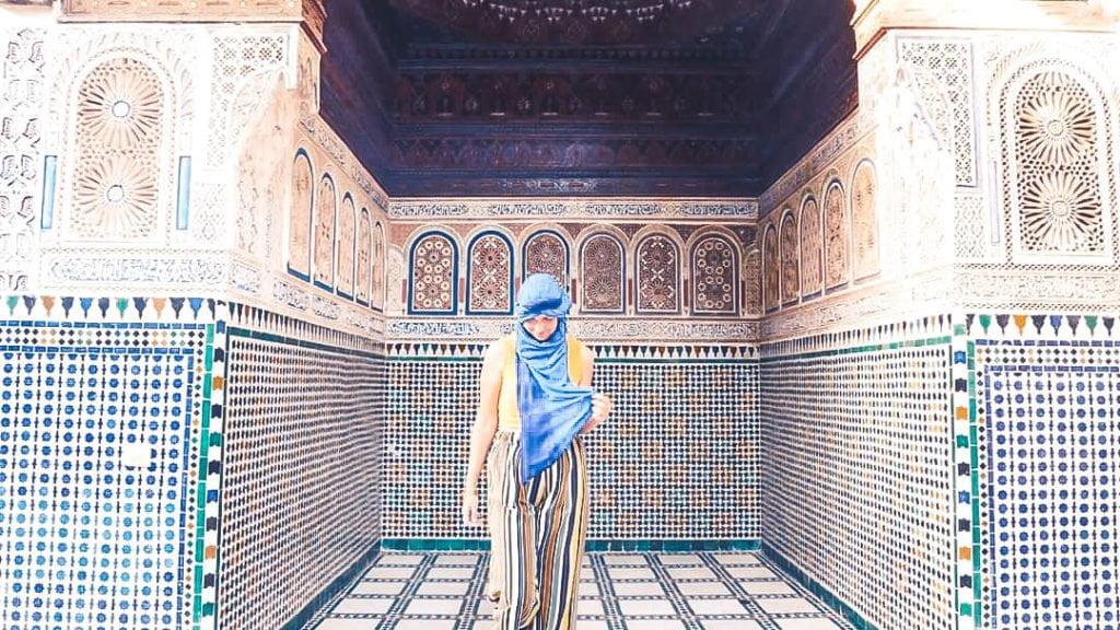 dove andare in vacanza da sola, Marocco