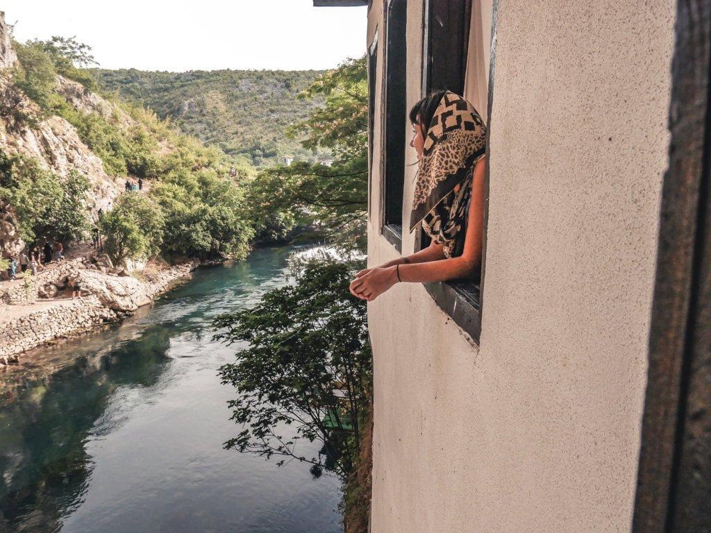 errori viaggio sola, viaggio in solitaria in Bosnia