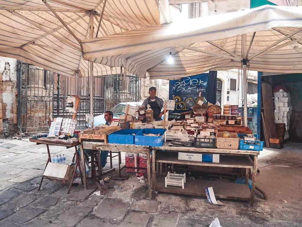 cosa fare a Palermo, mercato di ballarò