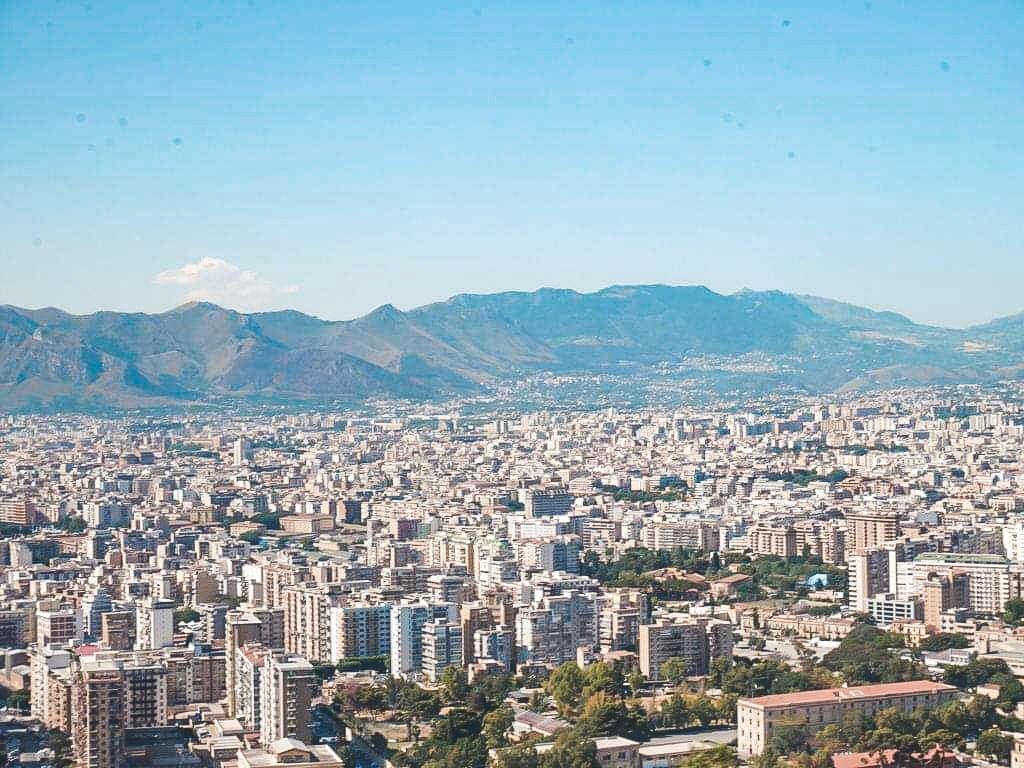 cosa fare a Palermo, monte pellegrino