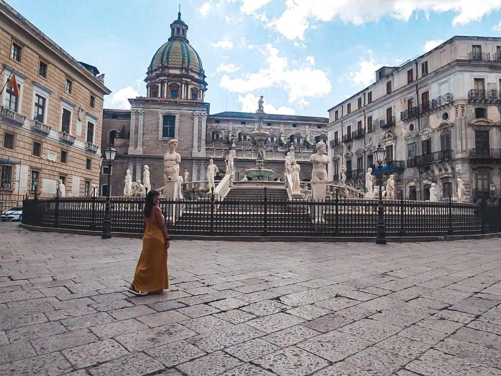 cosa fare a Palermo, piazza della vergogna
