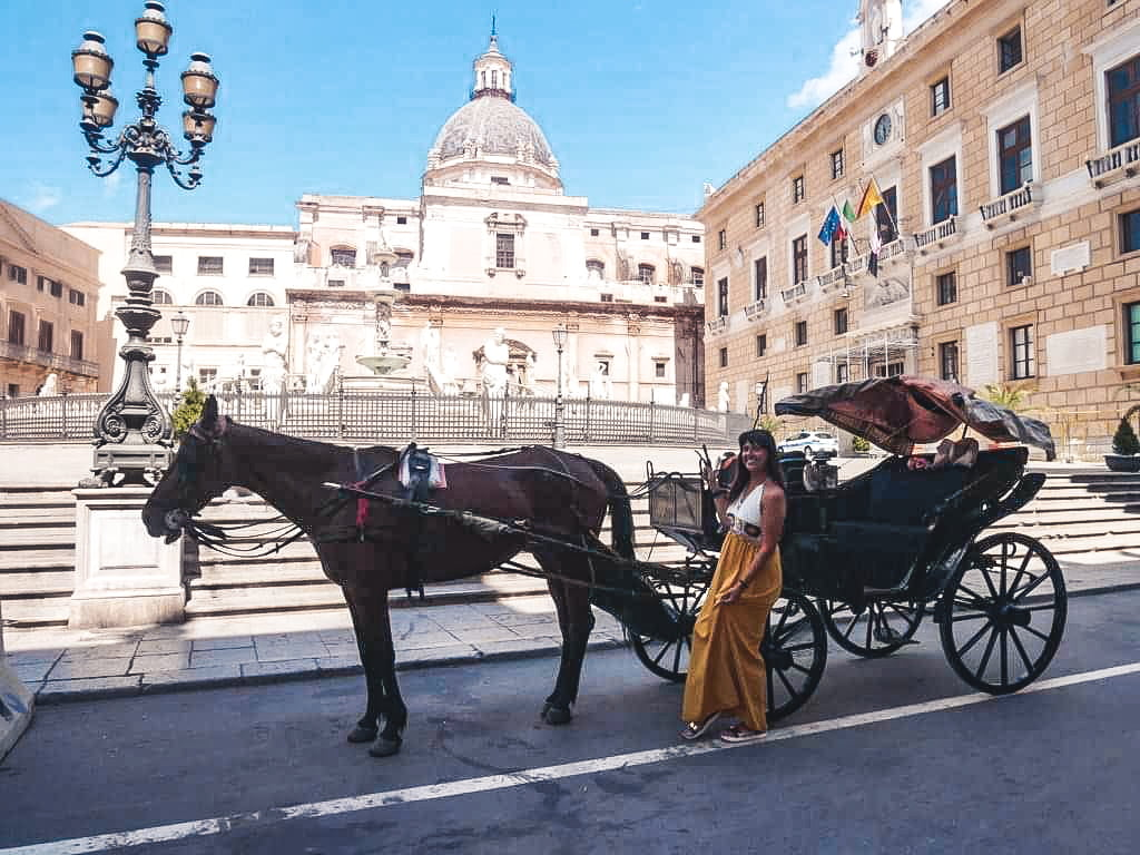 cosa fare a Palermo, piazza pretoria
