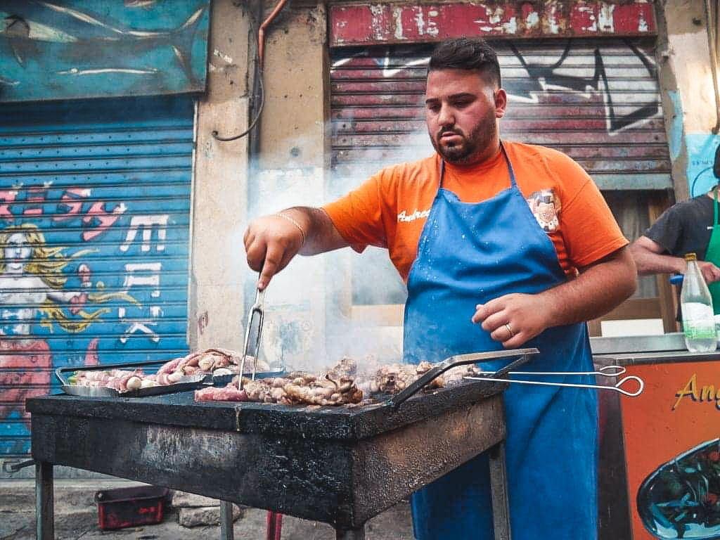 cosa fare a Palermo, street food