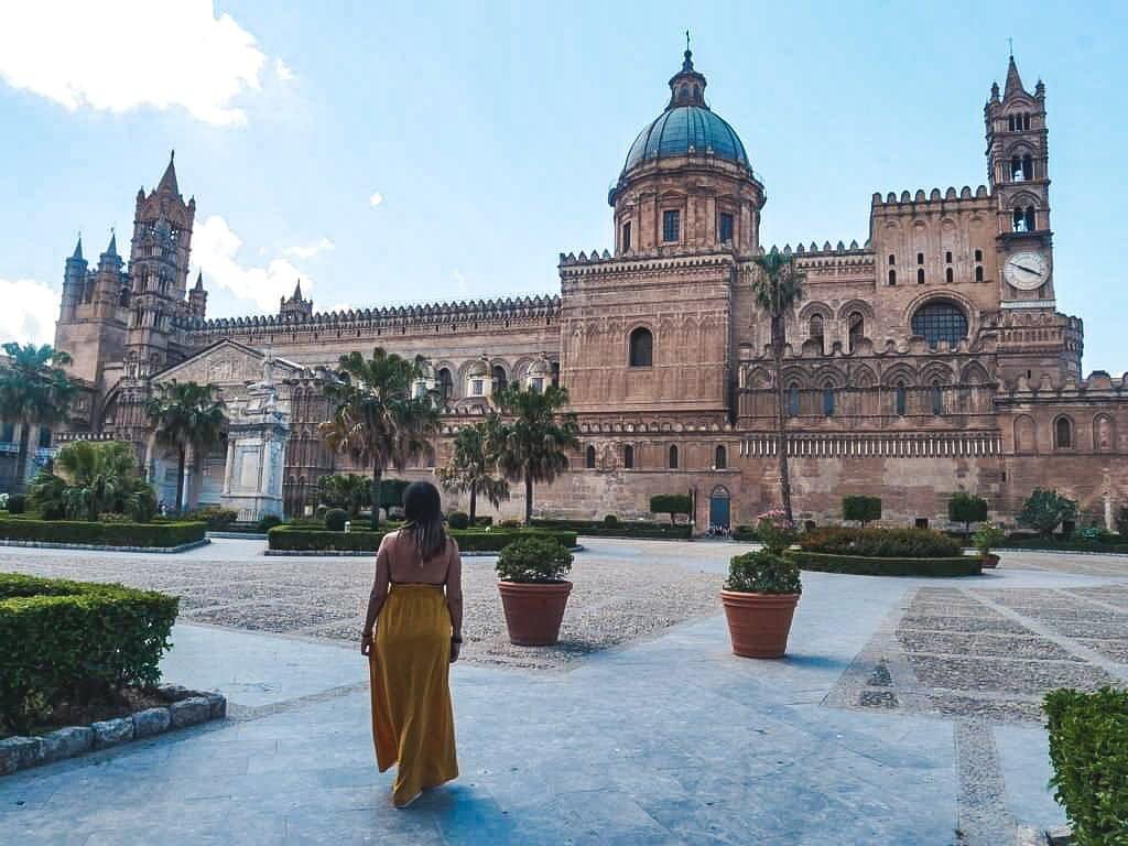 cosa fare in Sicilia, cattedrale