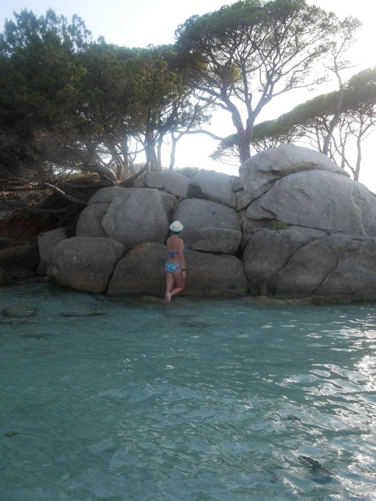 le spiagge di Porto Vecchio, Palombaggia