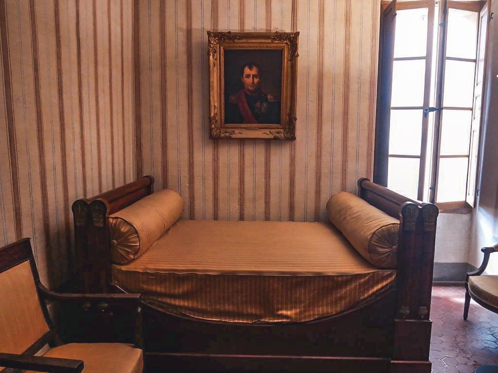 Ajaccio cosa vedere,casa di Napoleone Bonaparte