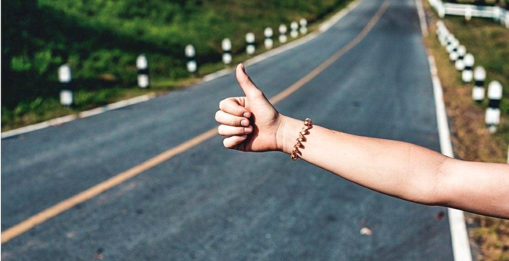 autostop madrid, è difficile di più rispetto ad altri paesi