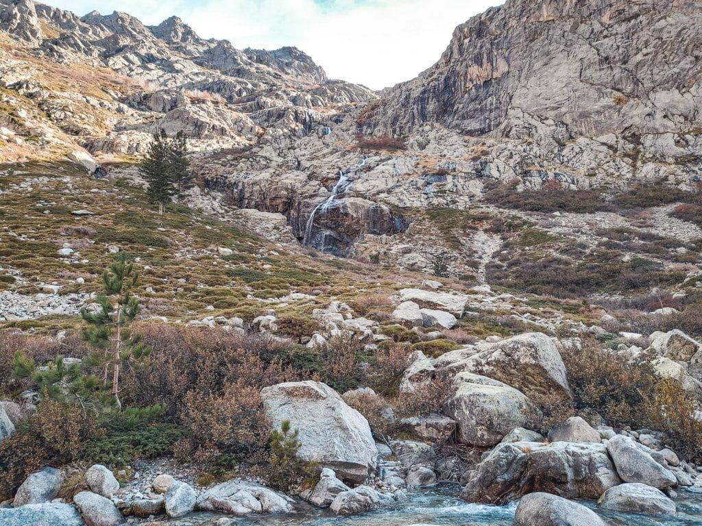 5 posti dove vedere il foliage in Europa, Vallee de La Restonica, Corsica