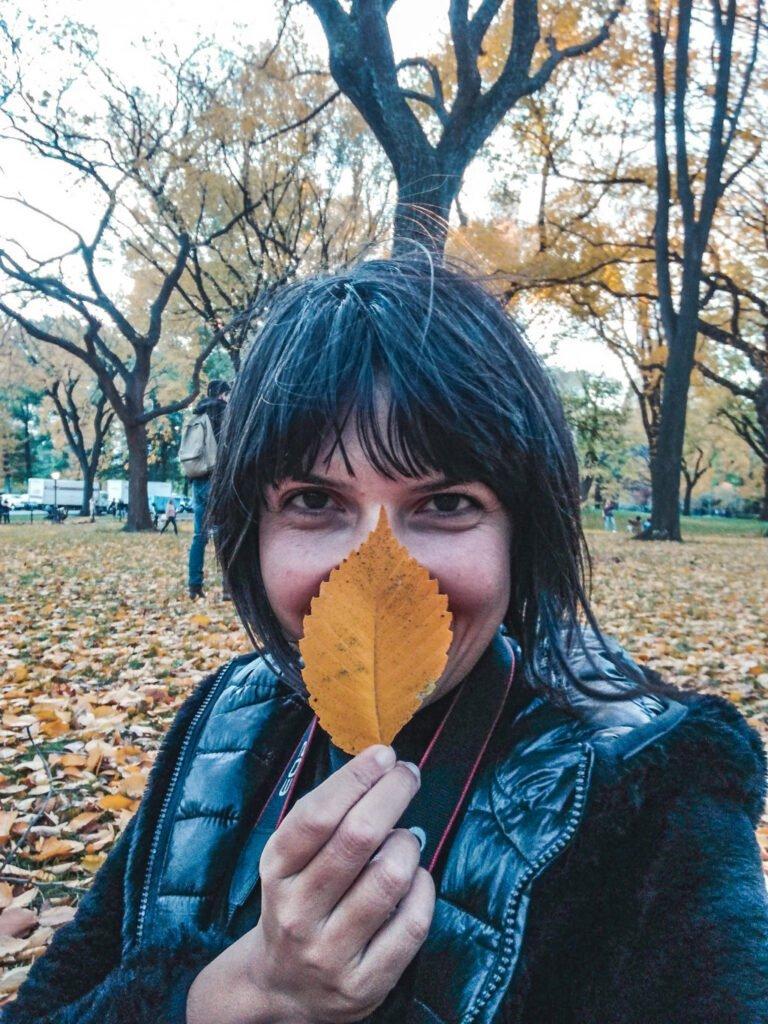 5 posti dove vedere il foliage nel mondo, Central Park, New York
