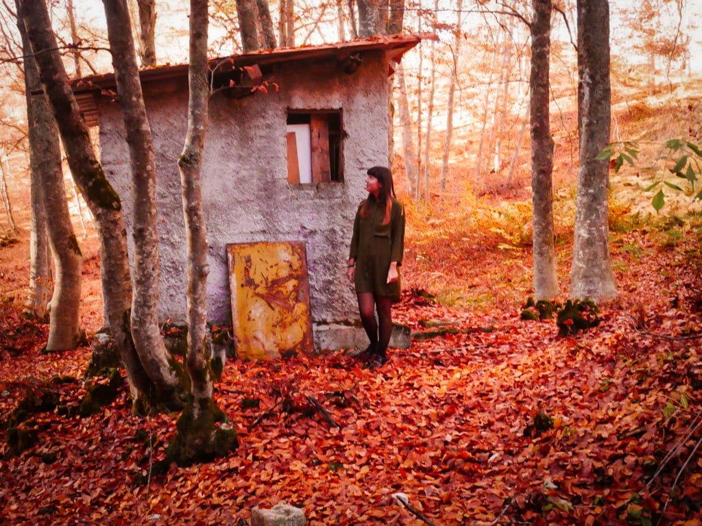 dove vedere il foliage in Abruzzo
