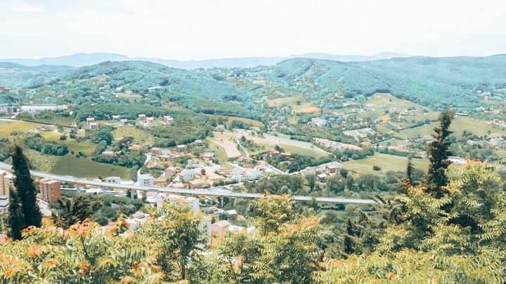 cosa vedere a campobasso, panorama dal castello