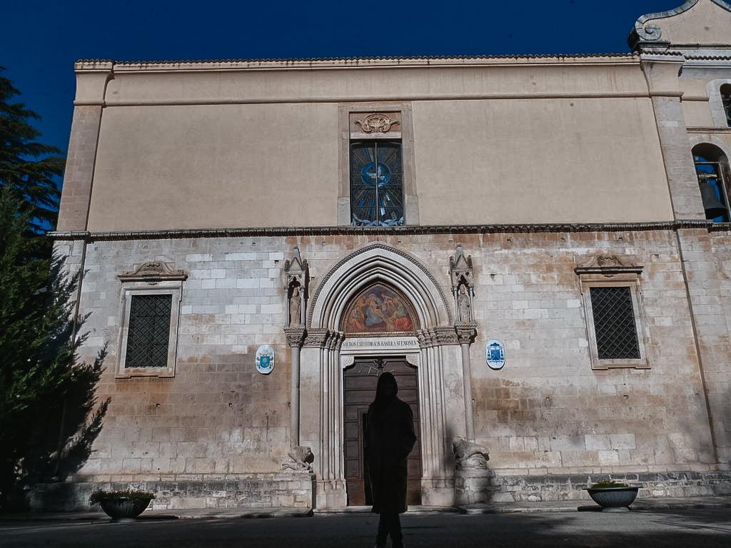 cattedrale di san panfilo, sulmona
