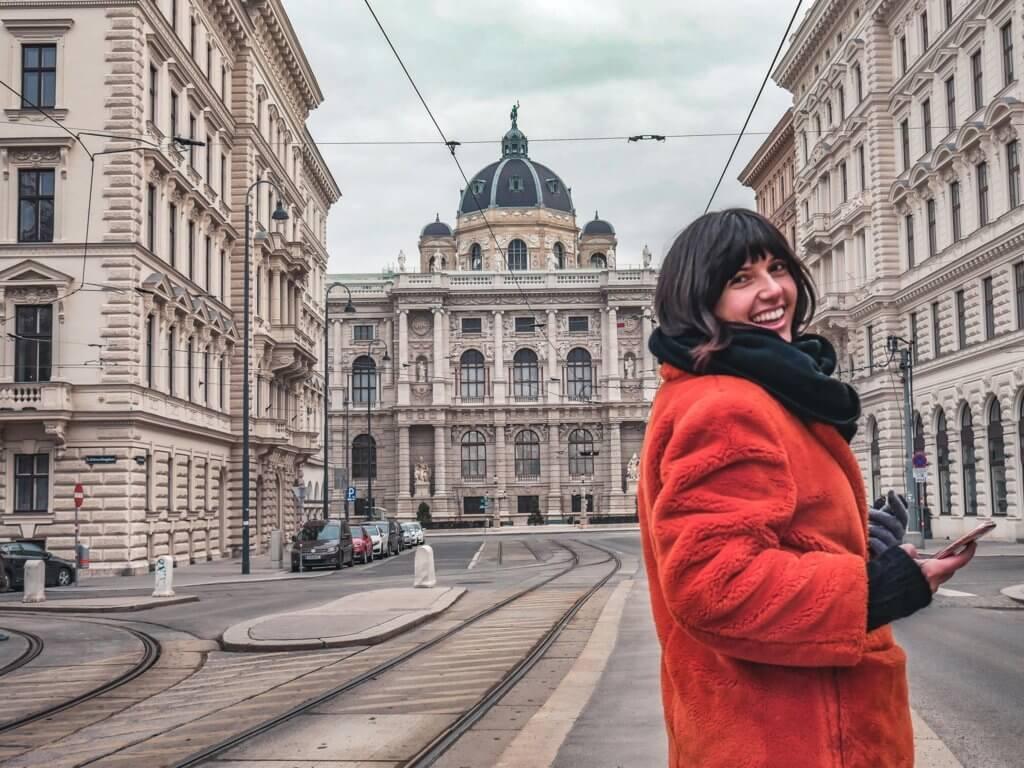Primo viaggio da sola, Austria