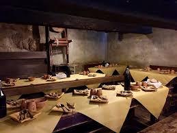 dove mangiare i piatti tipici ciociari, La Taverna del Barone a Fumone