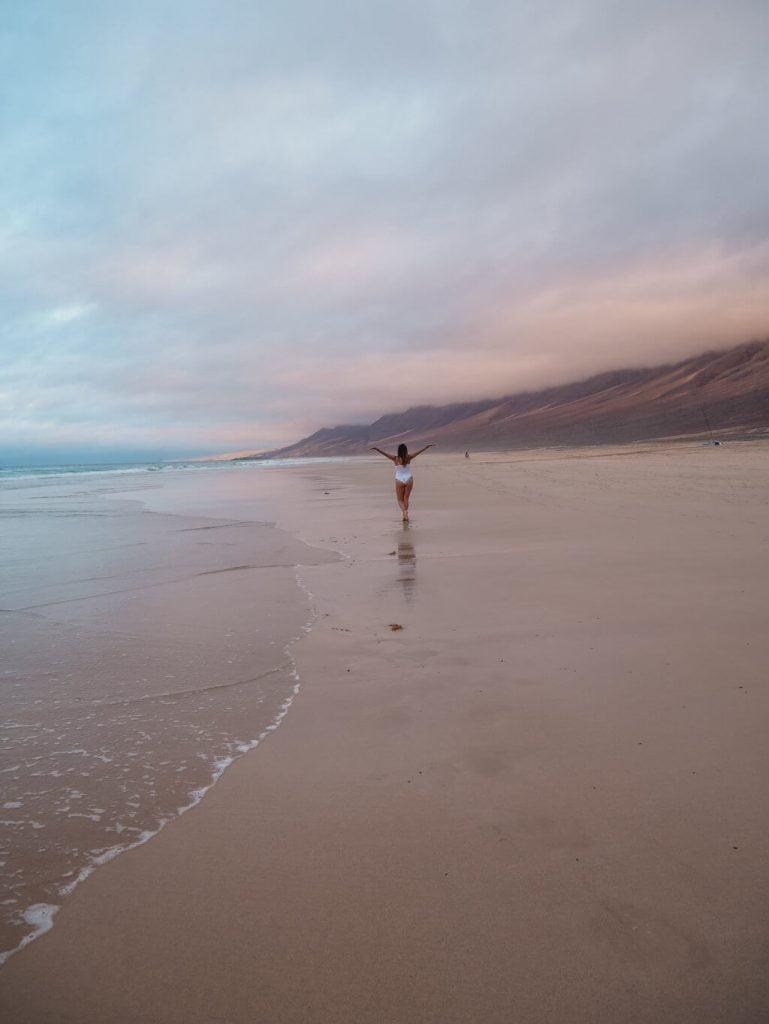 cosa vedere a Fuerteventura, Playa el Cofete