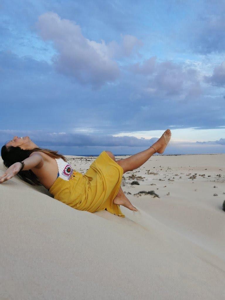 cosa vedere a Fuerteventura, dune del Corralejo