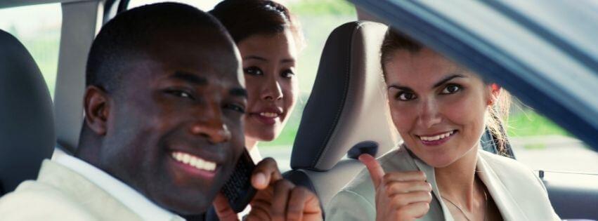 come funziona bla bla car, il sistema di carpooling