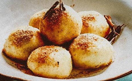 Cosa mangiare a Trieste, Gnocchi di susine