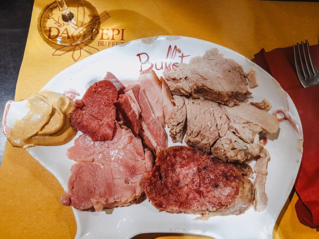 Cosa mangiare a Trieste, La Caldaia