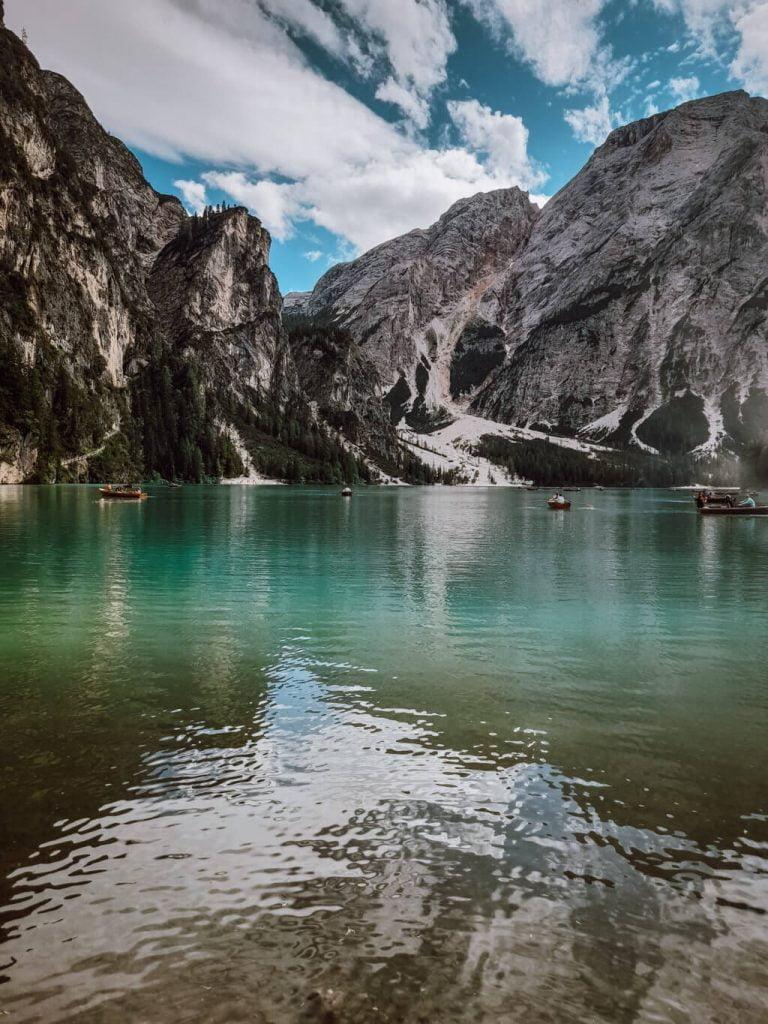 Cose da fare al lago di braies
