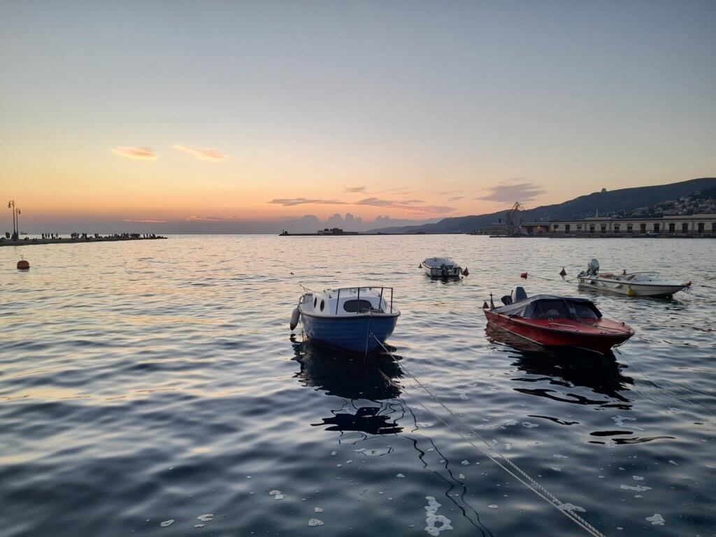 cosa vedere a Trieste, il Molo Audace