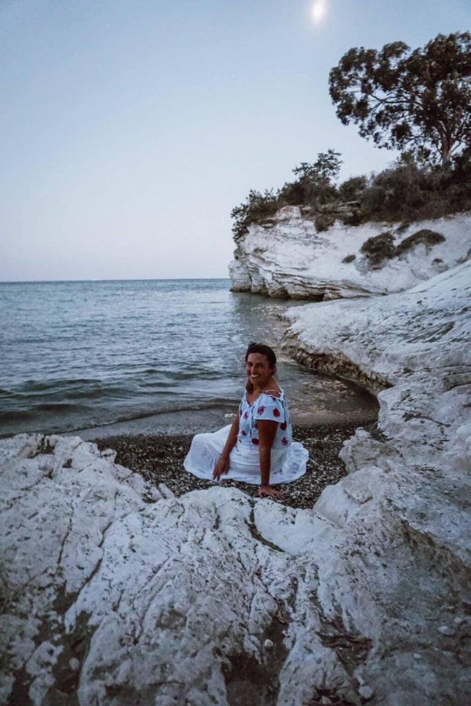 Cosa vedere a Cipro, parte greca, governor's beach