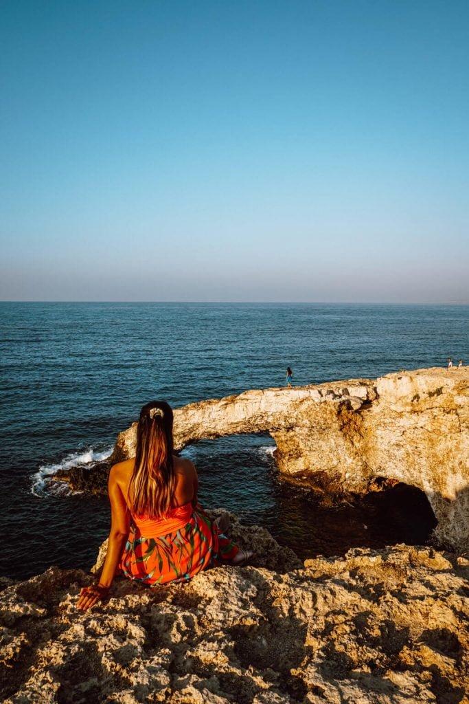 Cosa vedere a Cipro, parte greca, love bridge