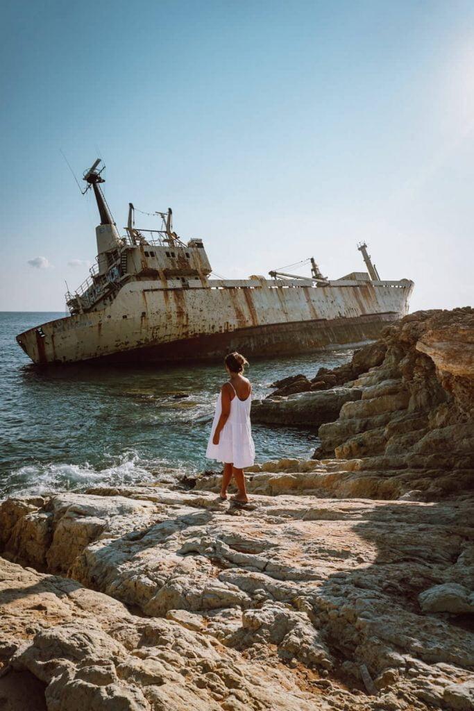 Cosa vedere a Cipro, parte greca, relitto edro III